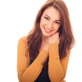 Belle femme douce Image libre de droits