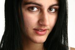 Belle femme du Moyen-Orient photographie stock