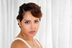 Belle femme du Moyen-Orient Photo libre de droits