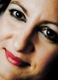 Belle femme mûre Photographie stock libre de droits