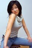 Belle femme orientale Images libres de droits