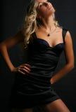 Belle fille blonde photos stock