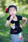 Belle fille chinoise Photos libres de droits
