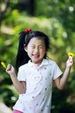 Belle fille chinoise Images libres de droits