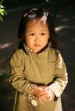 Belle fille coréenne photographie stock libre de droits