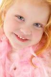 Belle fille de 3 ans photographie stock
