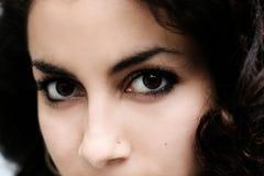 Belle fille du Moyen-Orient photos stock