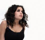 Belle fille du Moyen-Orient Photographie stock