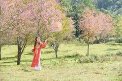 Belle fille vietnamienne Photographie stock libre de droits