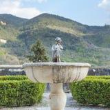 Belle fontaine Photos libres de droits