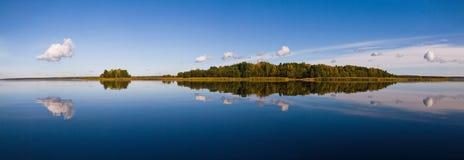 Belle forêt à la côte de golfe Photographie stock libre de droits