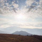 Belle forêt d'automne Photographie stock libre de droits