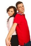 Belle giovani coppie Immagine Stock Libera da Diritti