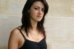 Belle giovani donne Immagini Stock