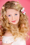 Belle girl Royalty Free Stock Images