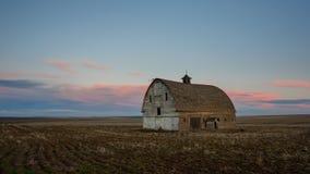 Belle grange Photographie stock libre de droits