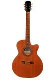 Belle guitare Photographie stock libre de droits