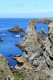 Belle-Île-en-Mer in Brittany Royalty Free Stock Photo