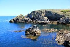 Belle-Île-en-Mer in Brittany Royalty Free Stock Images