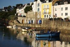 Belle ile en mer w Brittany Zdjęcie Royalty Free