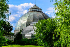 Belle Isle Conservatory Stock Photography