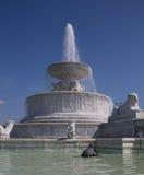Belle Isle Fountain Foto de Stock Royalty Free
