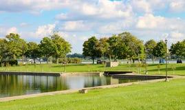 Belle Isle Park, Detroit fotografia de stock royalty free