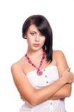Belle femme Photographie stock libre de droits