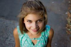 Belle jeune fille Images stock