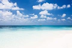 Belle lagune Photo libre de droits