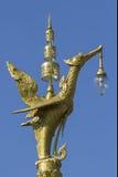 Belle lampe de réverbère Photo stock