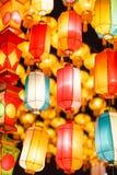 Belle lanterne thaïe de type Photographie stock libre de droits