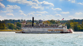 The Belle of Louisville Stock Photography