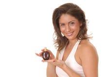 Belle Madame de parfum Photographie stock libre de droits