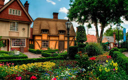 Belle maison Photographie stock