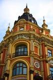 belle maison célèbre Kiev vieille Ukraine Photographie stock libre de droits
