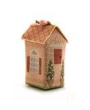 Belle maison croix-piquée Image libre de droits
