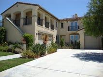 Belle maison espagnole Image stock
