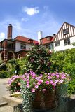 Belle maison historique Photographie stock libre de droits