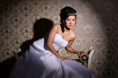 Belle mariée Images stock