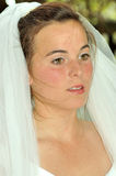 Belle mariée chargée photos libres de droits