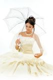 Belle mariée Photos stock
