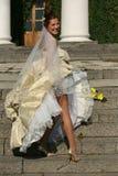 Belle mariée Images libres de droits
