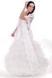Belle mariée intégrale Photographie stock libre de droits
