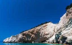 Belle mer Image libre de droits