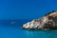 Belle mer Photo stock
