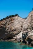 Belle mer Image stock