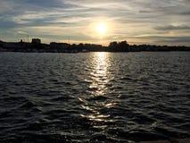 Belle mer Photo libre de droits