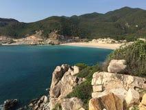 Belle mer du Vietnam Images stock