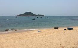 Belle mer du Vietnam Image stock